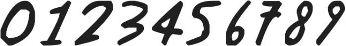 Julia ttf (400) Font OTHER CHARS
