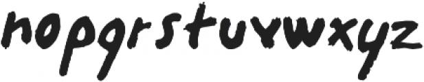 Julia ttf (400) Font LOWERCASE