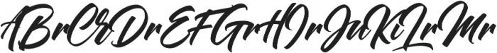 Julietta Alt Two ttf (400) Font UPPERCASE