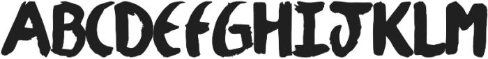 Julyan otf (400) Font UPPERCASE