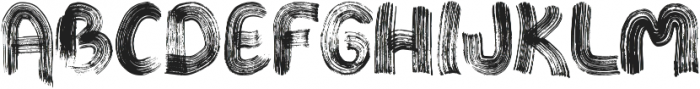 Jungle ttf (400) Font LOWERCASE