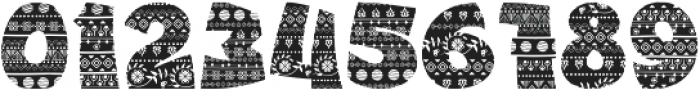 Jungle_tribal otf (400) Font OTHER CHARS