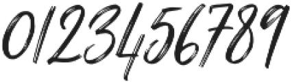 Just Lovely Slanted otf (400) Font OTHER CHARS