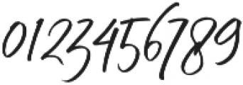 Just Mother alt otf (400) Font OTHER CHARS