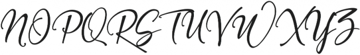 JustBeauty ttf (400) Font UPPERCASE