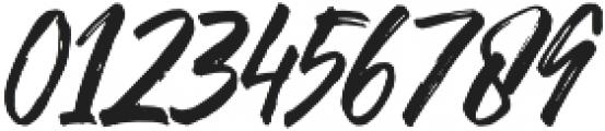 Justlyne Regular otf (400) Font OTHER CHARS