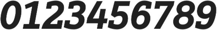 Justus Pro Bold Italic otf (700) Font OTHER CHARS