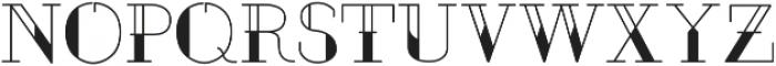 Justus ttf (400) Font LOWERCASE