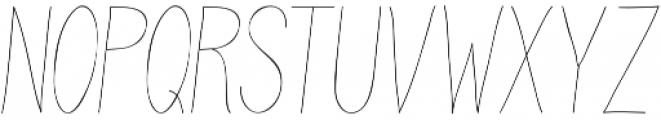 Juvenile otf (100) Font UPPERCASE