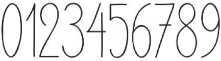 Juvenile otf (400) Font OTHER CHARS