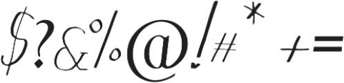 julietta ttf (400) Font OTHER CHARS