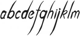 julietta ttf (400) Font UPPERCASE