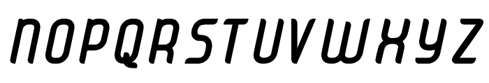 JUICE Bold Italic Font UPPERCASE