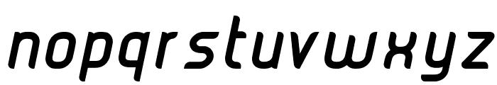 JUICE Bold Italic Font LOWERCASE