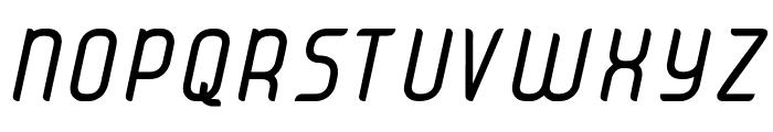 JUICE Italic Italic Font UPPERCASE