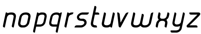 JUICE Italic Italic Font LOWERCASE