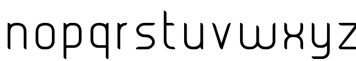 JUICE Light Font LOWERCASE