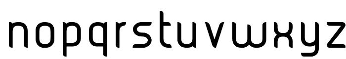 JUICE Regular Font LOWERCASE