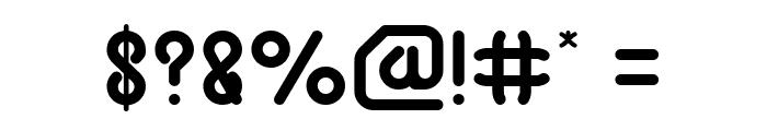 JUSSTA-Light Font OTHER CHARS