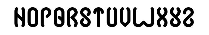 JUSSTA-Light Font UPPERCASE