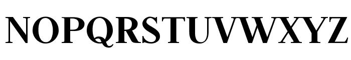 Judson Bold Font UPPERCASE