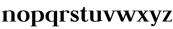 Judson Bold Font LOWERCASE