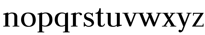Judson Regular Font LOWERCASE