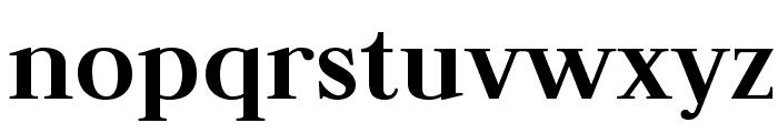 JudsonBold Font LOWERCASE