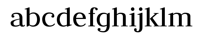 Judson Font LOWERCASE