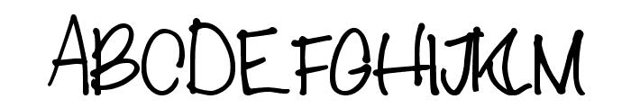 JuicyCultureDT Font UPPERCASE