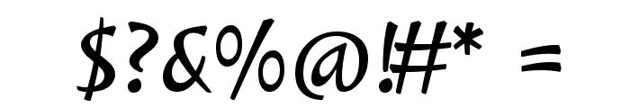 Julee-Regular Font OTHER CHARS