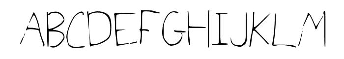 Julialicious Font UPPERCASE