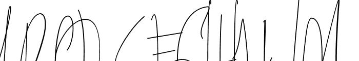 JulianThomas Font UPPERCASE