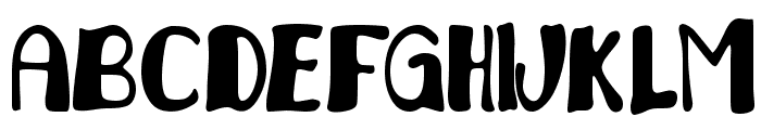 Juliana Light Font UPPERCASE