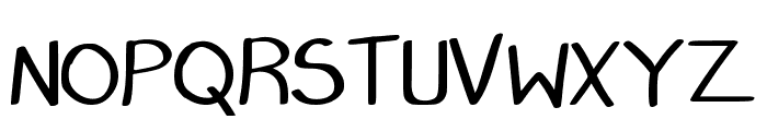 Julios Regular Font UPPERCASE