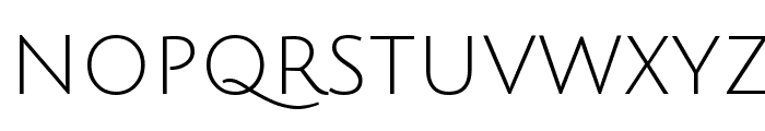Julius Sans One Font UPPERCASE