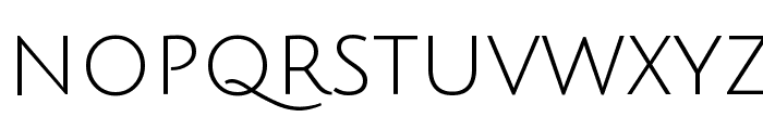 Julius Sans One Font LOWERCASE