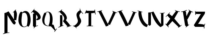 JuliusCaesarBlack Font LOWERCASE
