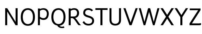 Junction Font UPPERCASE