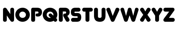 Junegull-Regular Font UPPERCASE