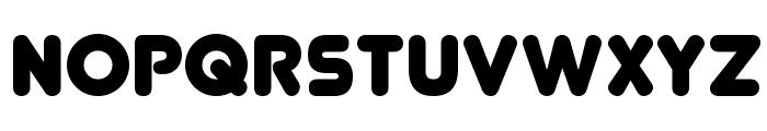 Junegull Font UPPERCASE