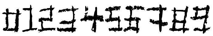 Jungle Font OTHER CHARS
