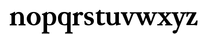 Junicode Bold Font LOWERCASE
