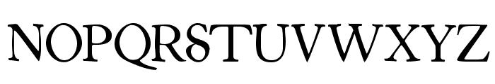 JuniusIrish Font UPPERCASE