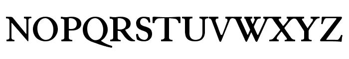 JuniusModern Bold Font UPPERCASE