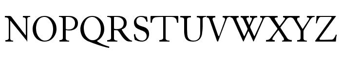 JuniusSmallCaps Font UPPERCASE