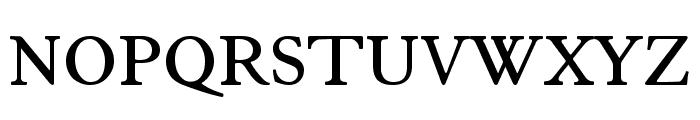 JuniusSmallCaps Font LOWERCASE