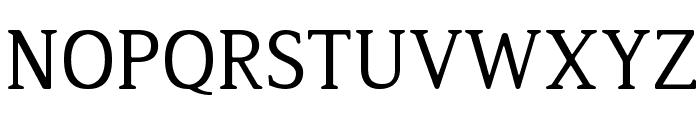 Jura-Regular Font UPPERCASE