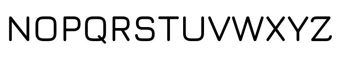 Jura SemiBold Font UPPERCASE