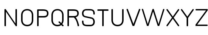 JuraBook Font UPPERCASE